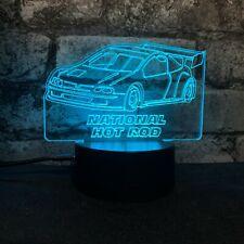More details for led display / night light - national hot rod