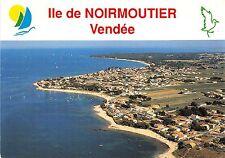 BR30792 Ile de Noirmoutier la cote du Vieil au bois de la chaise France