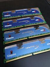 Kingston KHX6400D2LLK4/8G (8 GB, PC2-6400 (DDR2-800), DDR2 SDRAM, 800 MHz, DIMM…