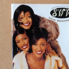 SWV - sisters with Voices - New Beginning - CD