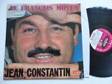 LP JEAN CONSTANTIN Le francais moyen  LD 618 30  RRT