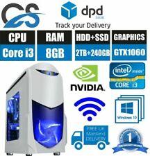 Tower Intel Core i5 2nd Gen. PC Desktops & All-In-One Computers