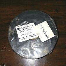 3M Scotch 23 Rubber Splicing Tape High Voltage Self Fusing Insulating 38mm/9.5m