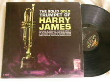 HARRY JAMES Solid Gold Trumpet Jake Hanna Sam Sonny Firmature Ray Sims MGM LP