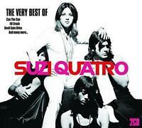 Suzi Quatro - The Very Best Of (Digipack) (NEW CD)