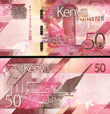 KENIA - Kenya - 50 shilingi 2019 FDS - UNC