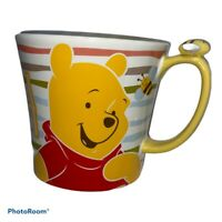 Disney Store Winnie The Pooh and Piglet Coffee MUG New