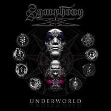 CD de musique album symphonie symphony x