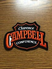 CLARENCE CAMPBELL CONFERENCE NHL SEW ON  PATCH