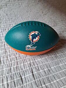Nerf Turbo Football Miami Dolphins NFL Vintage