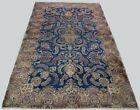 Wonderful Old Antique Keerman Carpet  15,9x9,8 Ft