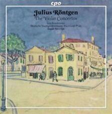 Roentgen: Violin Concerto/ Ballad, Deutsche Staatsphilharmonie Rhei, Audio CD, N