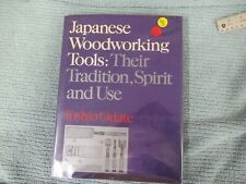 JAPANESE WOODWORKING TOOLS BOOK