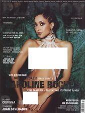 German Playboy Magazine 2005-03 Caroline Rocher, Corinna Poschinger, P. Ferrari