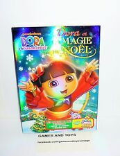DVD VIDEO DORA ET LA MAGIE DE NOEL