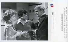 PATRICIA CROWLEY LLOYD BRIDGES ART ARAGON JOE FORRESTER ORIG 1976 NBC TV PHOTO