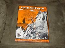 Fantasy Games Unlimited - Lords & Wizards - Conquer and Rule an Empire (SEALED)