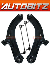 Fits NISSAN NOTE 2006> FRONT LOWER SUSPENSION CONTROL WISHBONE ARMS & LINKS