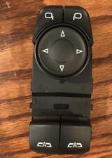 16-17 Camaro Driver Door Power Window Master Switch Left Chevy GM OEM Mirror