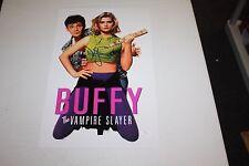 KRISTY SWANSON Signed AUTO 11x17 Movie Poster BUFFY the VAMPIRE SLAYER JSA CERT