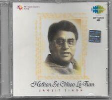 JAGJIT SINGH - HONTON SE CHHOO LO TUM - NEW SARE GAMA BOLLYWOOD SOUND TRACK CD