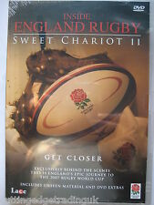 England Rugby: Sweet Chariot 2 Get Closer (DVD, 2007) NEW SEALED PAL Region2