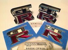 R35 GTR/NISMO EMBLEM BADGE LOGO, NISSAN SKYLINE R32 R33 R34 350z 370z Z32 JUKE