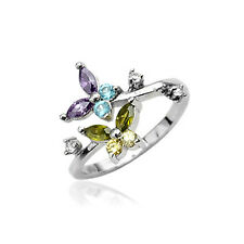 Ring Toe Rings Butterfly 925 Sterling Silver Toe
