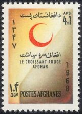 Afghanistan 1968 Red Crescent Day/Cross/Medical/Health/Welfare 1v (n28167)