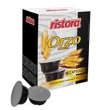 128 CAPSULE ORZO RISTORA MISCELA ORZO A MODO MIO