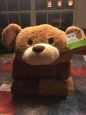 MAINSTAYS~Kids Cuddly Slumber Bag~NWT~Adorable BEAR~