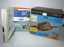Sony Dcr-Ip220 MicroMv Original Retail Box with Manual and Software - No camera
