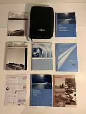 2007 FORD EXPLORER SPORT TRAC OWNERS MANUAL XLT LIMITED