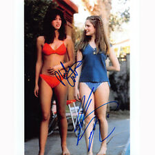 Phoebe Cates & Jennifer Jason Leigh (62382) - Autographed In Person 8x10 w/ COA