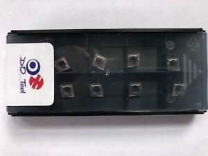 CCMT 060204 CARBIDE TURNING INSERTS (Read Description For My Quality Guarantee)