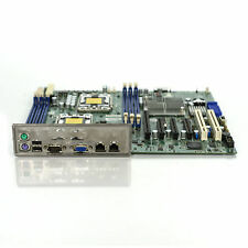 Supermicro X8DTL-i Dual Intel E5530 Xeon LGA1366 DDR3 ATX Server Motherboard IO