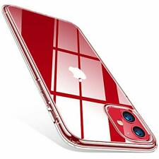 TORRAS Crystal Clear Designed for iPhone 11 Case, [Anti-Yellow] Thin Slim Soft