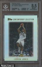 2003-04 TOPPS CONTEMPORARY COLLECTION #1 LEBRON JAMES ROOKIE BGS 8.5