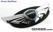Front Hood genuine emblem For Hyundai Genesis coupe (2010-2013)////