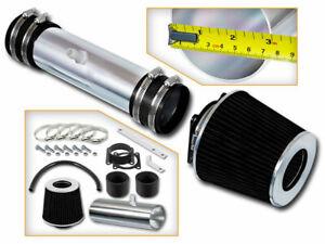 Short Ram Air Intake Kit + BLACK Filter for 02-06 Nissan Altima / Murano 3.5L V6