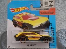 Hot Wheels 2014 # 045/250 HW PURSUIT amarillo / Negro Fire COCHE CIUDAD LOTE K