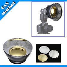 Flash Adapter Kit Accessory K9/K-9 Beauty Disc for Speedlite/Speedlight/Flash