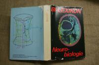 Lexikon Neurobiologie, Nervensystem, Neurologie, Neurowissenschaften, DDR 1988