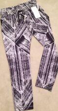 NWT LULULEMON 8 Namascar II Travel Yoga Dance Pants Pocket Fitness LOOSE Dry Fit