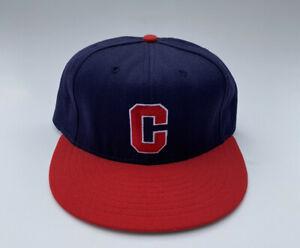 Indianapolis Clowns 1949 Negro League Museum Replica Baseball Hat Size 7 1/8