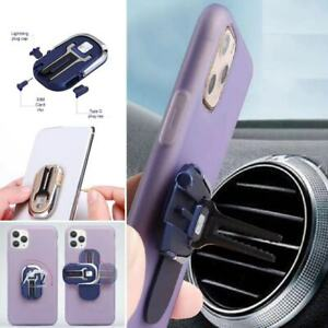 Finger Grip Ring Holder 360° Rotating Stand For Mobile Phone Tablet iPhone iPad