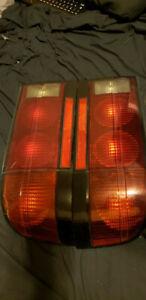 1991 mazda Rx7 fc tail lights convertible