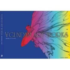 Turn A Gundam Art works analytics illustration art book