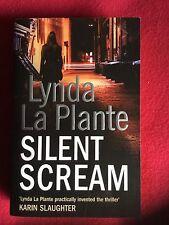 LYNDA LA PLANTE - SILENT SCREAM P/B (Sold For New Beginnings)