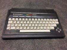 Vintage Antique Commodore Plus/4 PC Computer, No Power Adapter